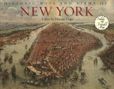Historic Maps and Views of New York By Virga, Vincent